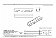 FILCOTEN pro V NW 150 mini H=170mm, без наклон, вкл. формован отвор за щутцер